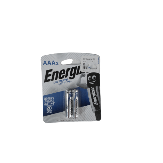 AAA2 Energizer Lithium Battery