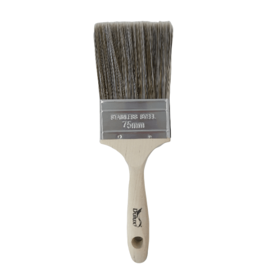 Dulux Brush Synthetic Wood 75mm